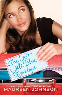 The Last Little Blue Envelope by Maureen Johnson -- Review by Kirsten Erin