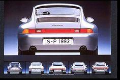 porsche 911 evolution -