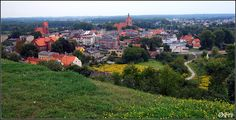 Panorama... - Golub-Dobrzyn, Kujawsko-Pomorskie  Golub-Dobrzyn is a town in central Poland, located on the both sides of the Drwêca River. Situated in the Kuyavian-Pomeranian Voivodeship (since 1999), it was previously in the Torun Voivodeship (1975-1998). It is the capital of Golub-Dobrzyñ County and has a population of 12,500.
