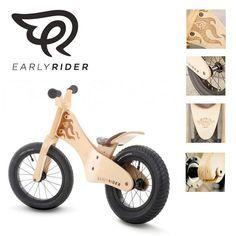 Bicicleta madera Early Rider