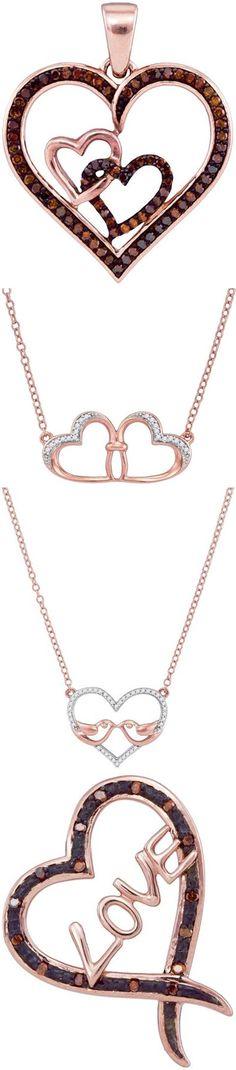 Rose Gold Jewelry Collection - Fashion Jewelry - Wedding Jewelry - Fine Jewelry