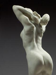 Auguste Rodin, Faunesse à genoux, 1840-1917