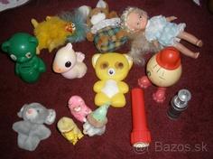 Retro hračky - 1
