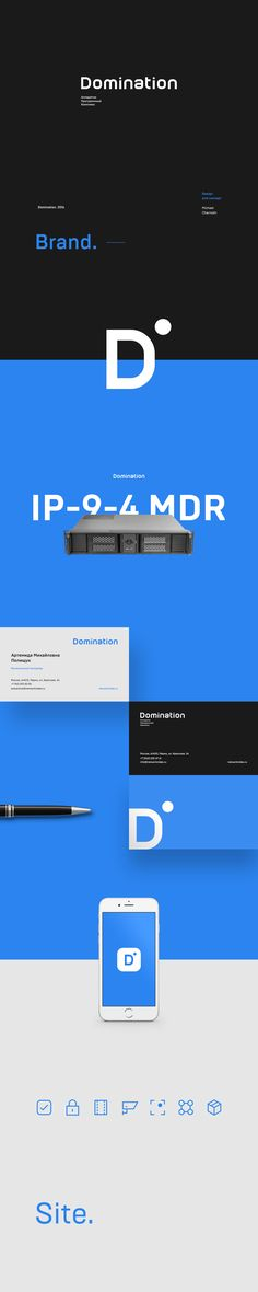 Domination on Behance