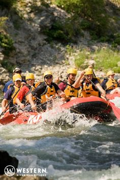 Whitewater rafting the Middle Fork Salmon with WRE!
