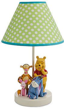 Baby Boy Winnie The Pooh Nursery | Winnie the Pooh and Pals Lamp for Baby Sold Out thestylecure.com