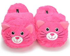 cute cat slippers for women - Women's Cozy Slip On Pink Animal Cat House Indoor Slippers (Medium (US Women's * Continue to the product at the image link. (This is an affiliate link) Heated Slippers, Looks Kawaii, Preemie Clothes, Discount Designer Shoes, Bedroom Slippers, Cute Slippers, Pink Animals, Pink Cat, Fashion Shoes