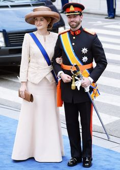 Principes herederos de Luxemburgo
