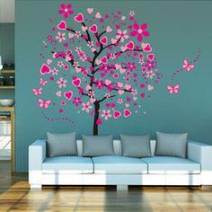 combinacion de colores para paredes de dormitorios juveniles negro y rosa buscar con google