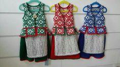 Norway, Costumes, Knitting, Children, Fashion, Velvet, Young Children, Moda, Boys