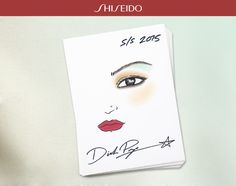 Per San Valentino Dick Page ti consiglia un look ammaliante: sguardo illuminato da sottili note verdi e labbra seducenti color rosso intenso. http://bit.ly/MakeupShiseido
