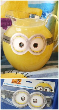 Minions is a cooperative board game created by Riot The game was released on October Minion Party Theme, Despicable Me Party, Minion Birthday, 6th Birthday Parties, Sons Birthday, Birthday Party Decorations, Party Themes, Party Ideas, Birthday Ideas