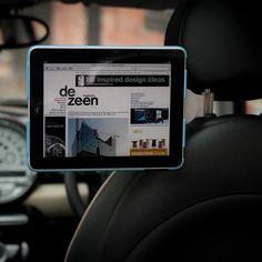 iPad Headrest