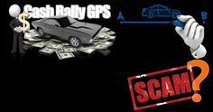 cash rally gps