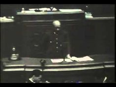 東条英機の演説 HIdeki Tojo Speah