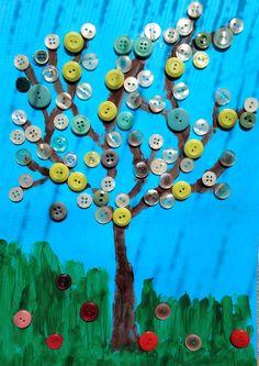 Gombíkový strom Wind Chimes, Turquoise Necklace, Outdoor Decor, Jewelry, Home Decor, Jewellery Making, Homemade Home Decor, Jewelery, Jewlery