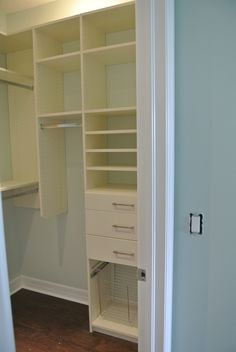 Naples, Florida   Riverstone Subdivision Custom Walk In Closet