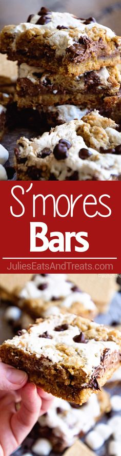 S'mores Bars ~ Now Y
