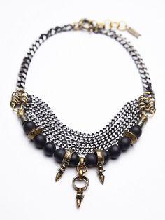 Taj Necklace. #freepeople