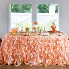 47 best skirting buffet tables images wedding decoration table rh pinterest com