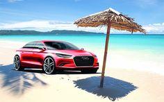 La tua Audi in vacanza