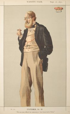vanity fair caricature of the duke of rutland by spy