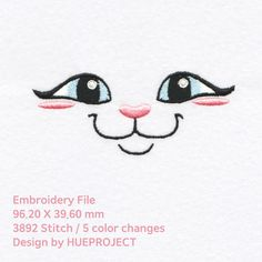 Embroidery Files, Machine Embroidery Designs, Embroidery Patterns, Doll Face, Color Change, Snoopy, Stitch, Dolls, Sewing