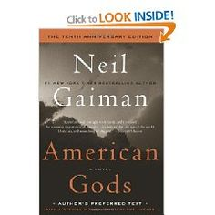 Gaiman's American Gods