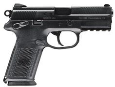 Modern Firearms - FN FNX pistol (USA)Loading that magazine is a pain! Get your Magazine speedloader today! http://www.amazon.com/shops/raeind