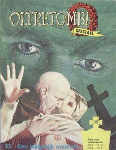 Cover for Oltretomba speciaal (De Vrijbuiter; De Schorpioen, 1973 series) #35