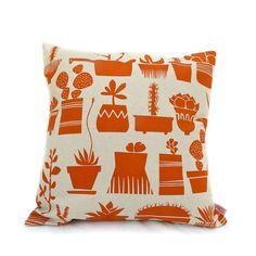 succulents pillow | skinny laminx