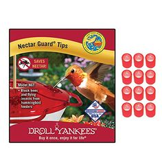 Nectar Guard Tips-Fits DY Hum. Feeders