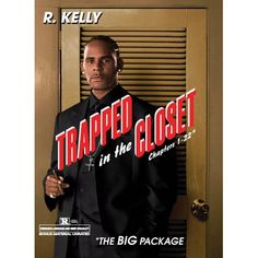 R. Kelly Working on Broadway Edition of Trapped in the Closet. Me and Travis will have to go see it! Lol