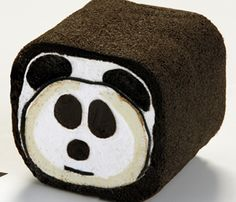 panda swiss roll!