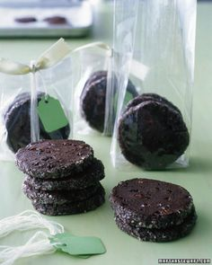 Icebox cookies on Pinterest | Icebox Cookies, Refrigerator Cookies and ...