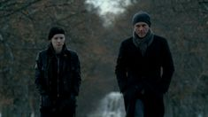 Daniel Craig as Mikael Blomqvist and Rooney Mara as Lisbeth Salander in 'The Girl With the Dragon Tattoo'.