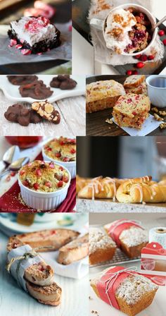 Skip the Cookies & Craft Christmas Desserts — Ideas for Candy, Crumbles, Breads & More!