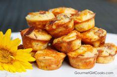 Easy Breakfast Bites | In The Kitchen With Honeyville