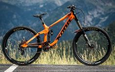 Kona Operator Downhill Mountain Bike
