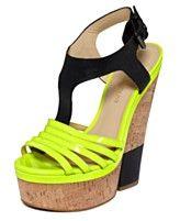 Enzo Angiolini Shoes, Gigio New Platform Wedge Sandals