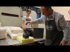 salon palette bois - YouTube