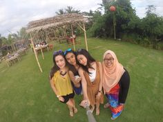 6 years and still counting, i can't imagine how lucky i am to have them in my life :) - kakilima by the sea, Bali-