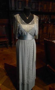 Downton Abbey exhibition at the Hallwyl Museum in Stockholm