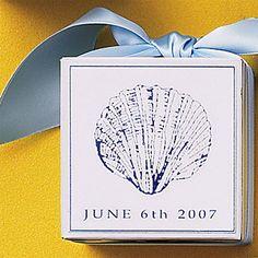 Brides Magazine: Summer Wedding Favors : Wedding Favors & Gifts Gallery