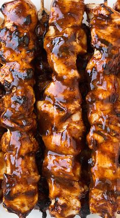 ... classy honey chipotle bbq chicken skewers honey chipotle bbq
