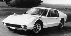 Škoda 1100GT (prototype) Luxury Sports Cars, Sport Cars, Classic European Cars, Classic Cars, Luxury Rv, Subaru Cars, Car Car, Car Pictures, Motor Car