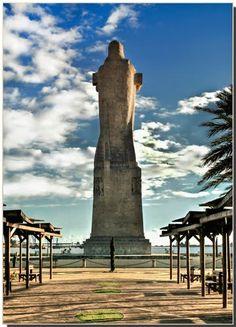 Mirando hacia Am�rica Por MEM, #Huelva, #tourism, http://www.tripcaddy.es