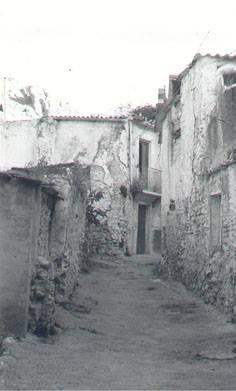 Calle de Darrícal #Alpujarra #Almería