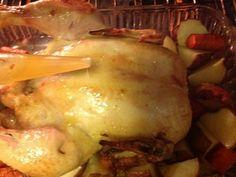 Roasted Chicken-almostdone