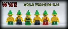 WWE World Wrestling Elfs